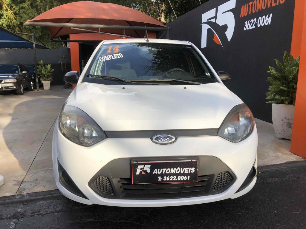 FORD Fiesta Hatch 1.0 4P SE FLEX, Foto 2
