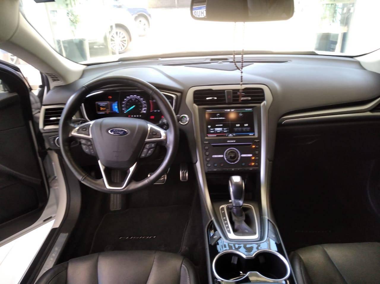 FORD Fusion 2.0 4P 16V TITANIUM AWD AUTOMÁTICO, Foto 9