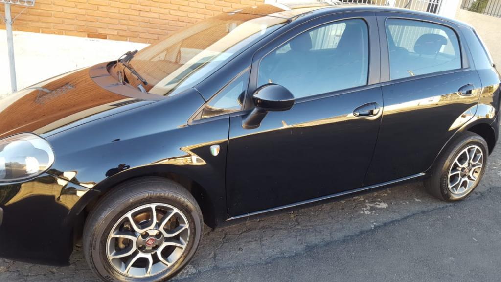 FIAT Punto 1.4 4P FLEX ATTRACTIVE ITALIA, Foto 1