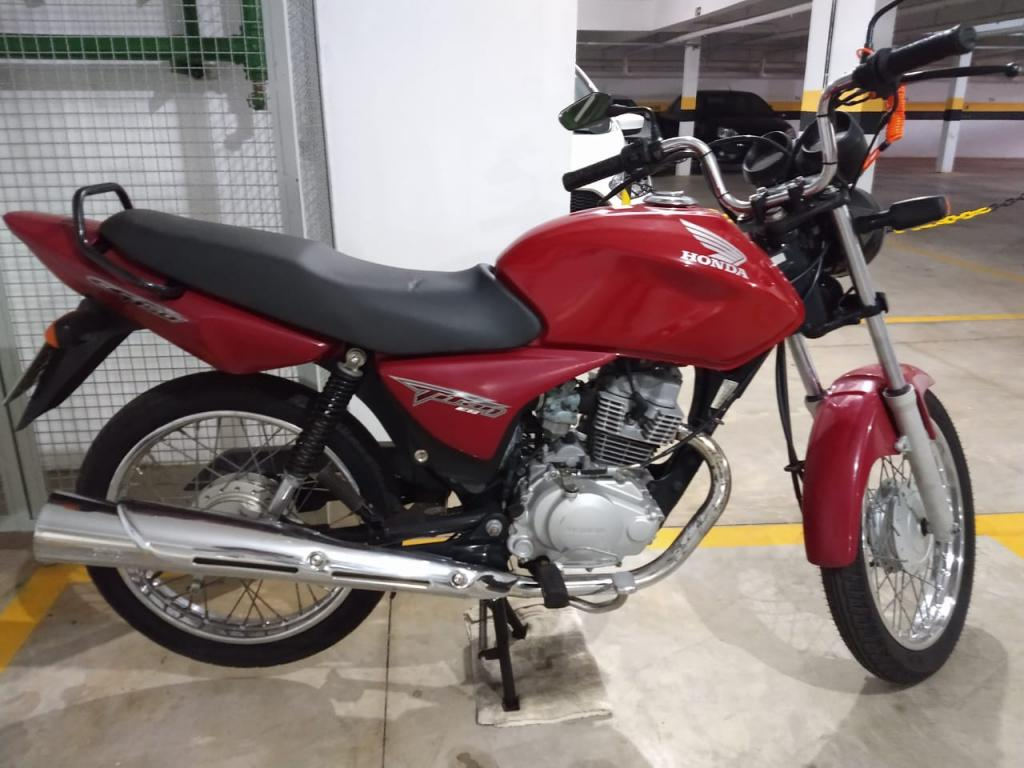 HONDA CG 150 TITAN ES, Foto 1