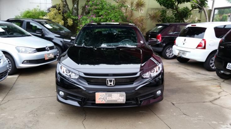 HONDA Civic 2.0 16V 4P SPORT FLEX, Foto 1