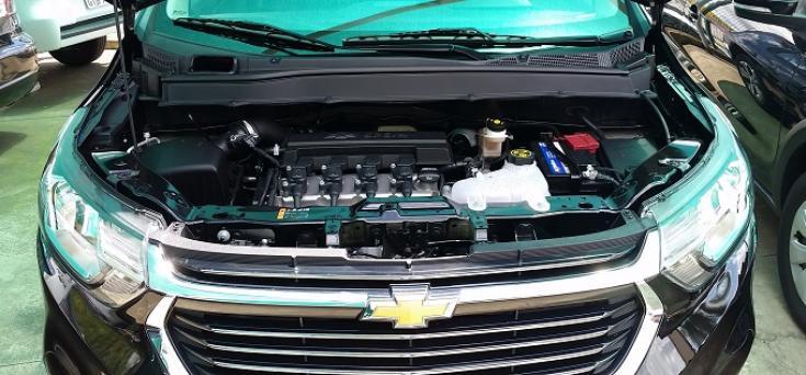 CHEVROLET Spin 1.8 4P FLEX LTZ 7 LUGARES AUTOMÁTICO, Foto 6
