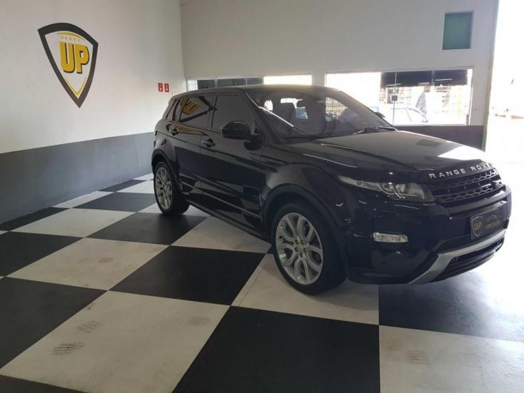 LAND ROVER Range Rover Evoque 2.0 16V 4P 4WD DYNAMIC TECH AUTOMÁTICO, Foto 4