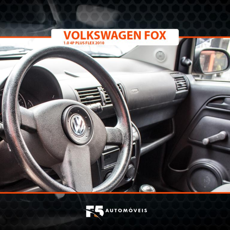 VOLKSWAGEN Fox 1.0 4P PLUS FLEX, Foto 8