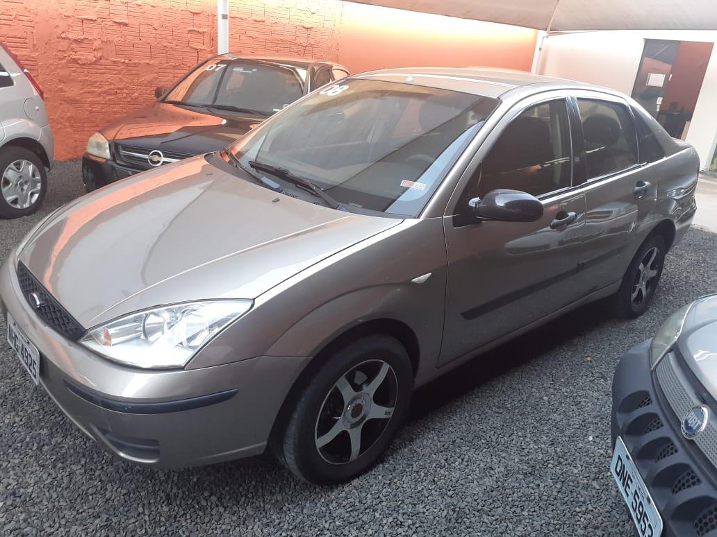 FORD Focus Sedan 1.6 S 16V 4P FLEX, Foto 1