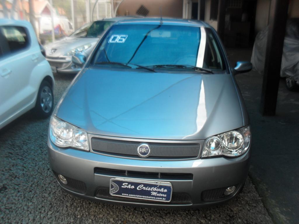 FIAT Palio 1.4 4P FLEX ELX, Foto 1