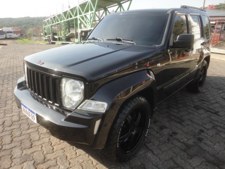 JEEP Cherokee 3.7 V6 12V 4P 4X4 SPORT  AUTOMÁTICO, Foto 1