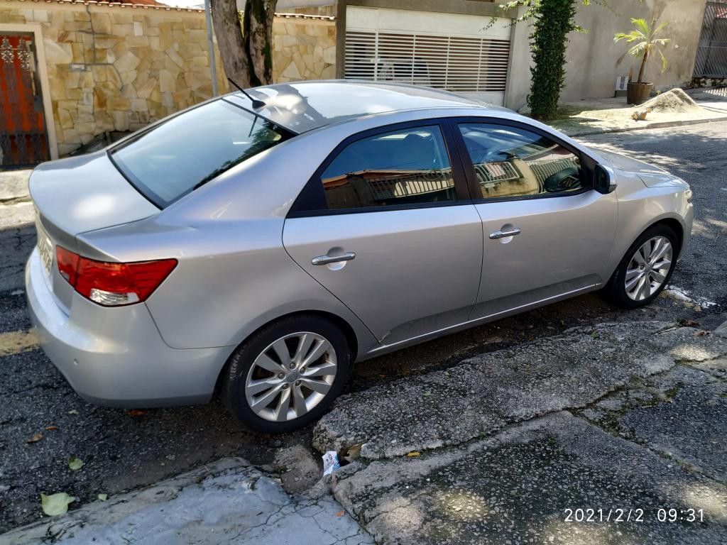 KIA Cerato Sedan 1.6 16V 4P SX3 AUTOMÁTICO, Foto 5
