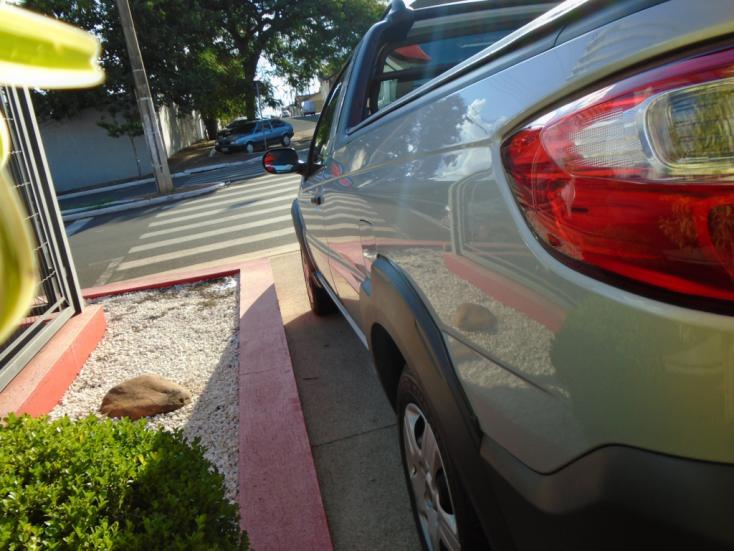 FIAT Strada 1.4 FLEX HARD WORKING CABINE SIMPLES, Foto 15