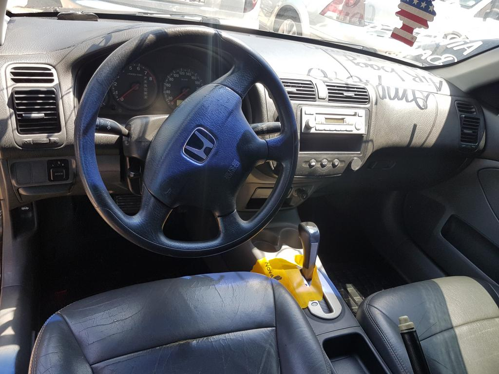 HONDA Civic 1.7 16V 4P LX AUTOMÁTICO, Foto 4