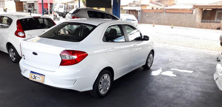 FORD Ka + Sedan 1.5 12V 4P TI-VCT SE PLUS FLEX AUTOMÁTICO, Foto 5
