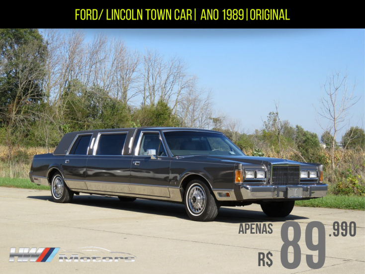 FORD Lincoln 5.0 V8 LIMOUSINE, Foto 1