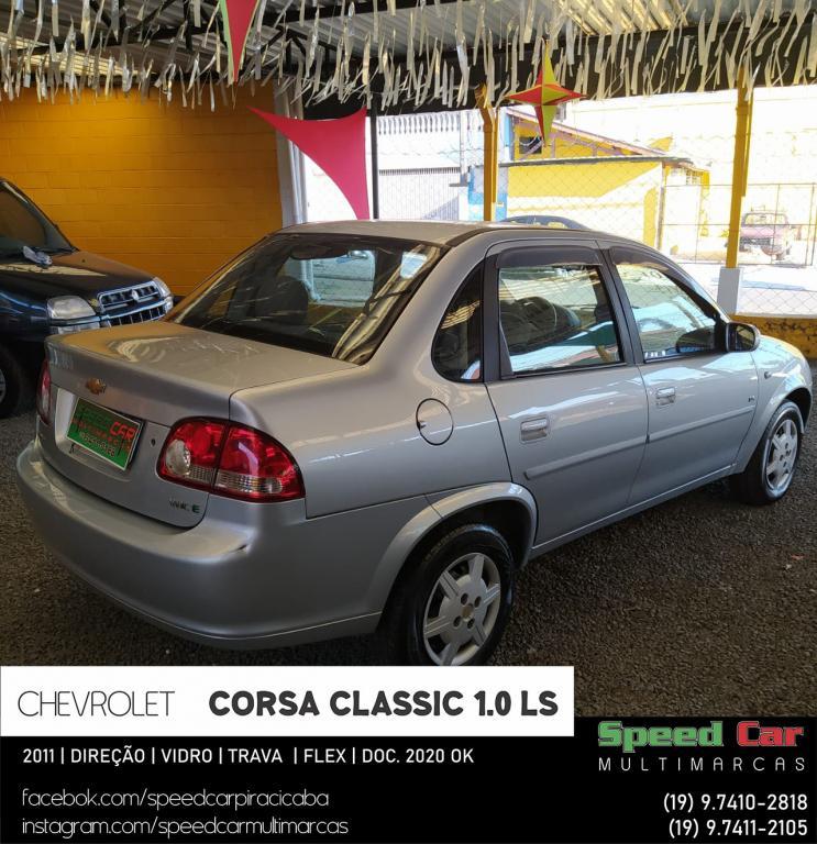 CHEVROLET Corsa Sedan 1.0 4P VHCE LS FLEX, Foto 2