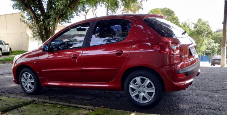 PEUGEOT 207 Hatch 1.4 4P XR FLEX, Foto 4