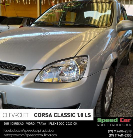 CHEVROLET Corsa Sedan 1.0 4P VHCE LS FLEX, Foto 6