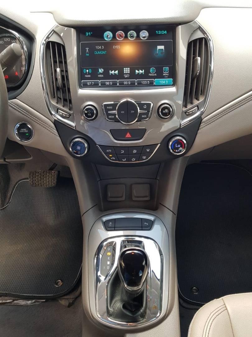 CHEVROLET Cruze Sedan 1.4 16V 4P LTZ FLEX TURBO AUTOMÁTICO, Foto 14