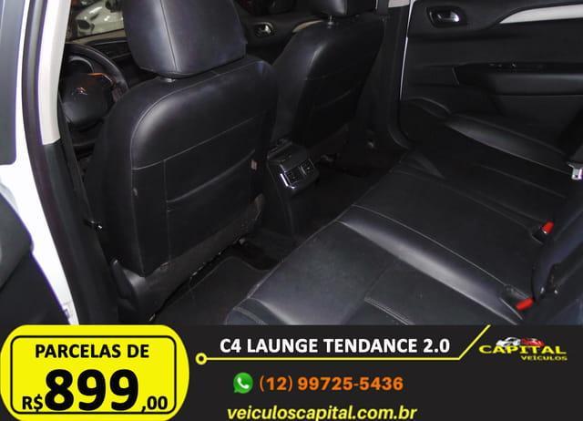 CITROEN C4 Sedan 2.0 16V 4P FLEX LOUNGE TENDANCE AUTOMÁTICO, Foto 10