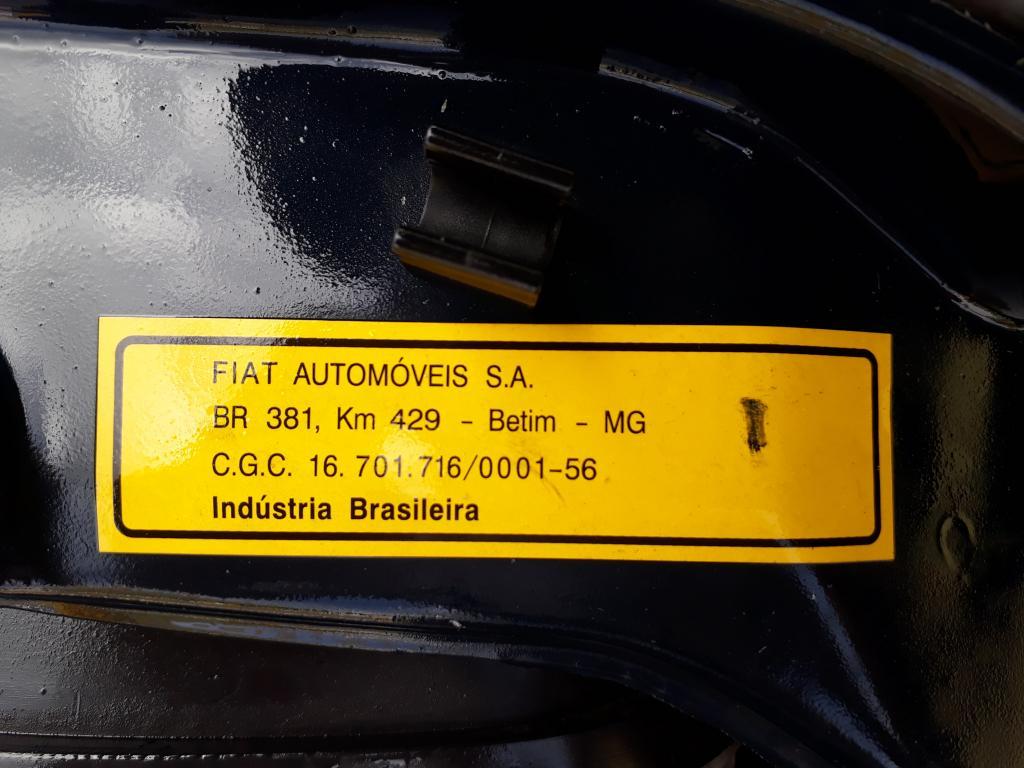 FIAT Uno 1.0 MILLE ECONOMY, Foto 12