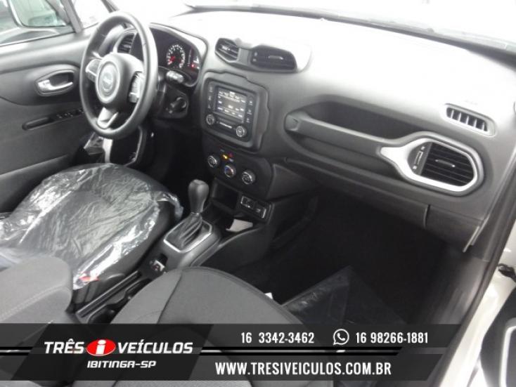 JEEP Renegade 1.8 16V 4P FLEX SPORT AUTOMÁTICO, Foto 9