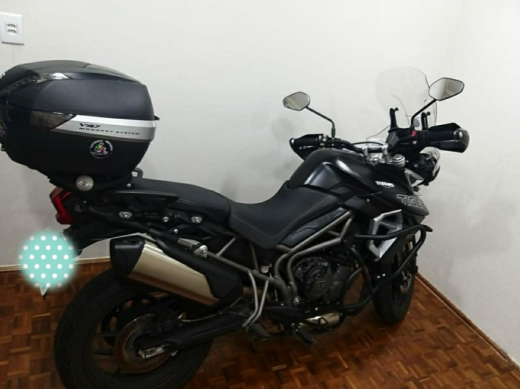 TRIUMPH Tiger 800 XRX L (LOW), Foto 10