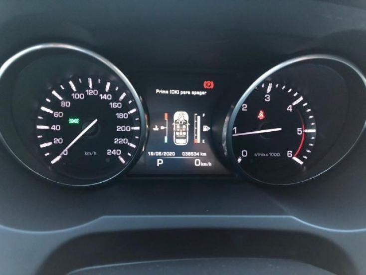 LAND ROVER Range Rover Evoque 2.2 16V 4P SDA PRESTIGE 4X4 AUTOMÁTICO, Foto 8