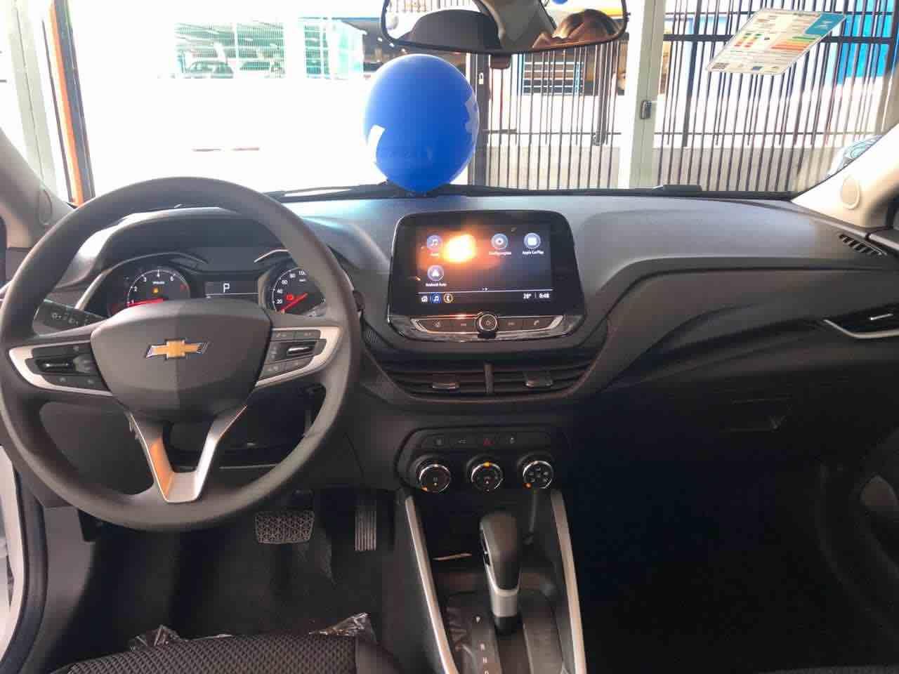 CHEVROLET Onix Sedan 1.0 4P FLEX LT PLUS TURBO AUTOMÁTICO, Foto 9