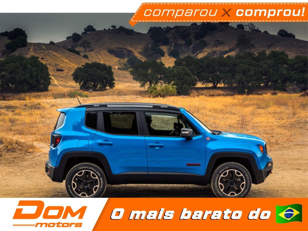 JEEP Renegade 2.0 16V 4P TURBO DIESEL LONGITUDE 4X4 AUTOMÁTICO, Foto 3