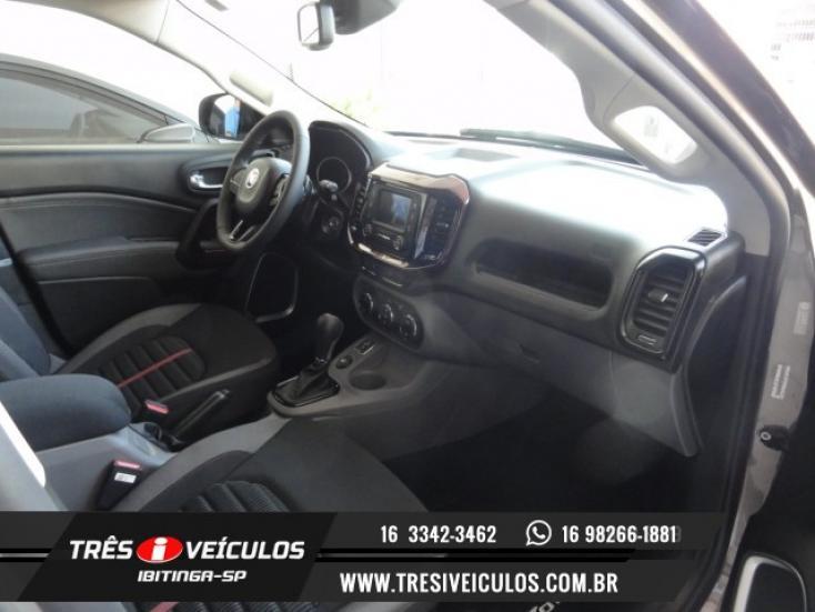 FIAT Toro 1.8 16V 4P FLEX FREEDOM AUTOMÁTICO, Foto 8