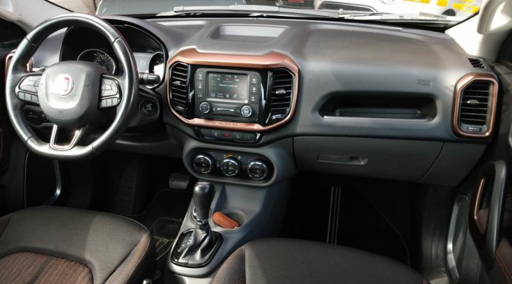 FIAT Toro 2.0 16V 4P 4WD VOLCANO TURBO AUTOMÁTICO, Foto 11