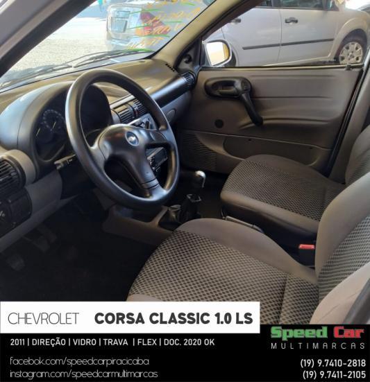 CHEVROLET Corsa Sedan 1.0 4P VHCE LS FLEX, Foto 8