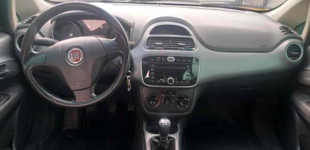 FIAT Punto 1.6 16V 4P ESSENCE FLEX, Foto 8