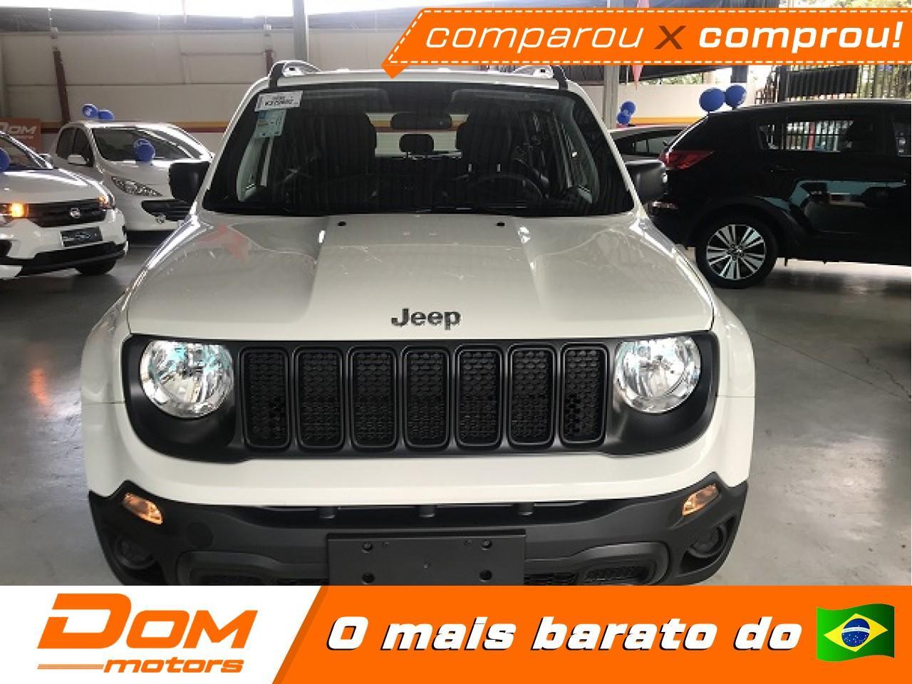 JEEP Renegade 1.8 16V 4P FLEX SPORT AUTOMÁTICO, Foto 5