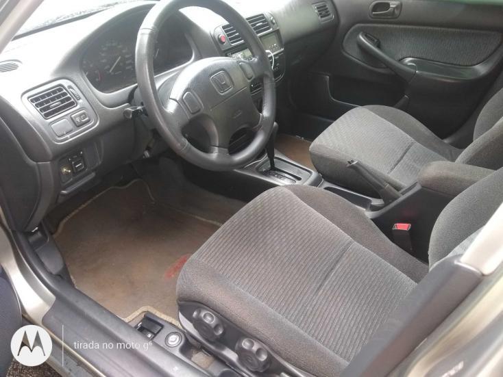 HONDA Civic 1.6 16V 4P LX AUTOMÁTICO, Foto 7