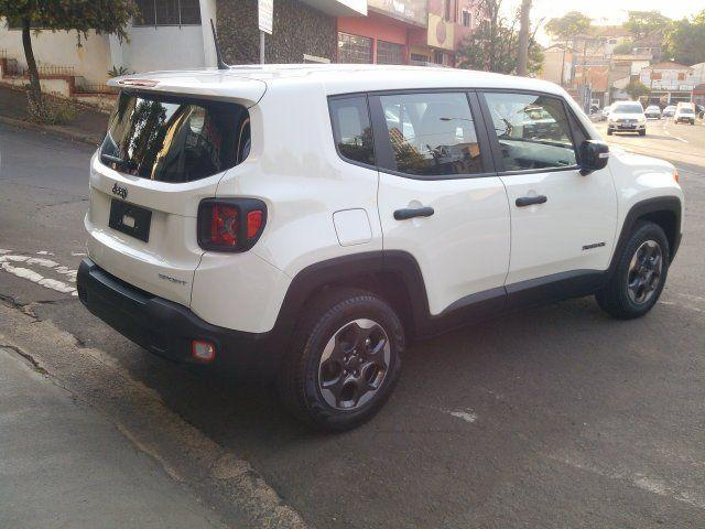 JEEP Renegade 1.8 16V 4P FLEX, Foto 3