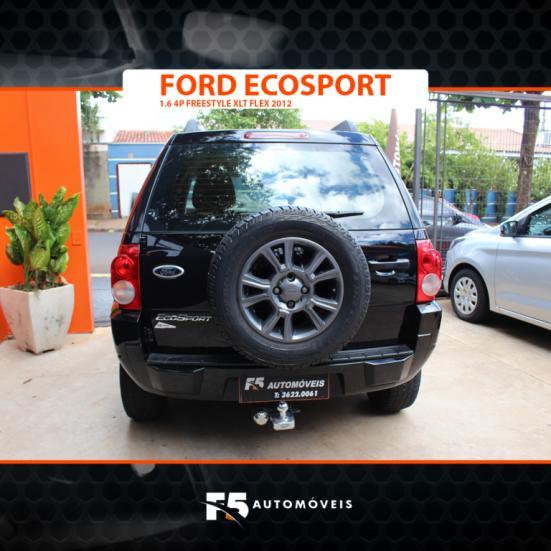 FORD Ecosport 1.6 4P FREESTYLE XLT FLEX, Foto 6
