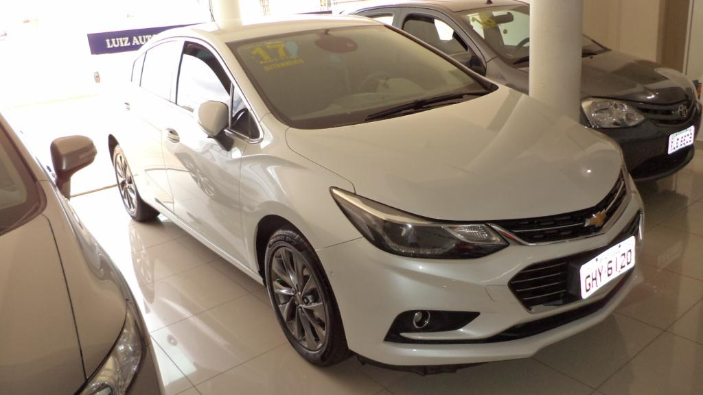 CHEVROLET Cruze Sedan 1.4 16V 4P LT FLEX TURBO AUTOMÁTICO, Foto 1