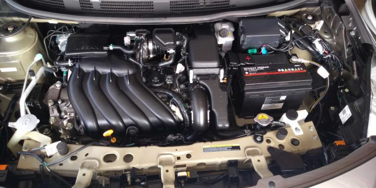 NISSAN Versa Sedan 1.6 16V 4P FLEX S, Foto 12