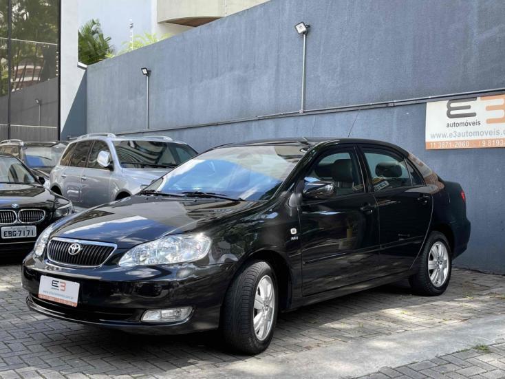 TOYOTA Corolla 1.8 16V 4P SEG AUTOMÁTICO, Foto 6
