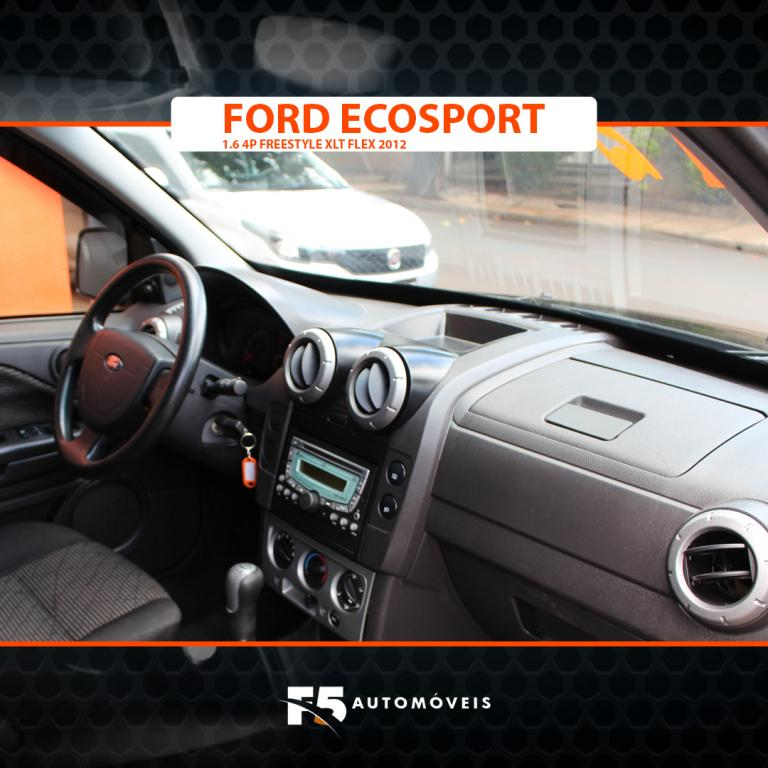 FORD Ecosport 1.6 4P FREESTYLE XLT FLEX, Foto 10