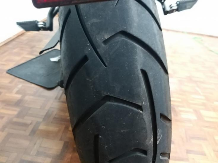 TRIUMPH Tiger 800 XRX L (LOW), Foto 3