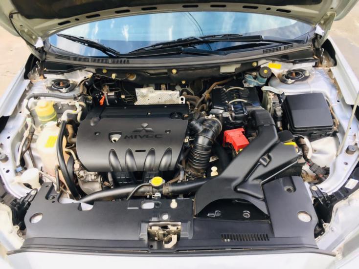 MITSUBISHI Lancer 2.0 16V 4P GT AWD AUTOMÁTICO, Foto 9