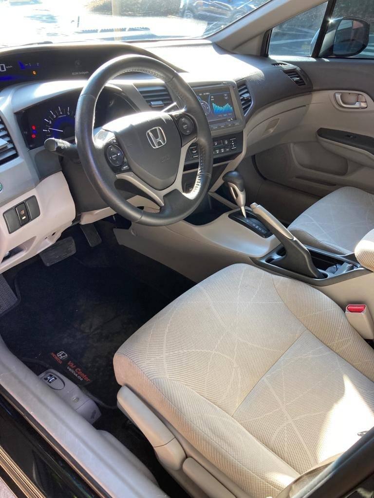 HONDA Civic 1.8 16V 4P FLEX LXS AUTOMÁTICO, Foto 8