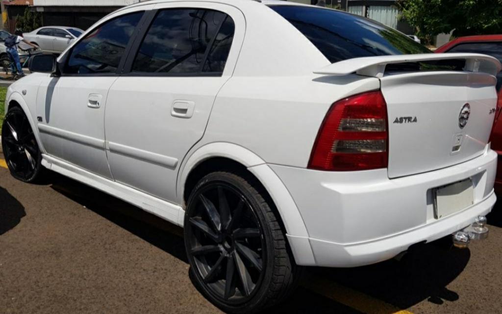 CHEVROLET Astra Sedan 2.0 4P, Foto 5