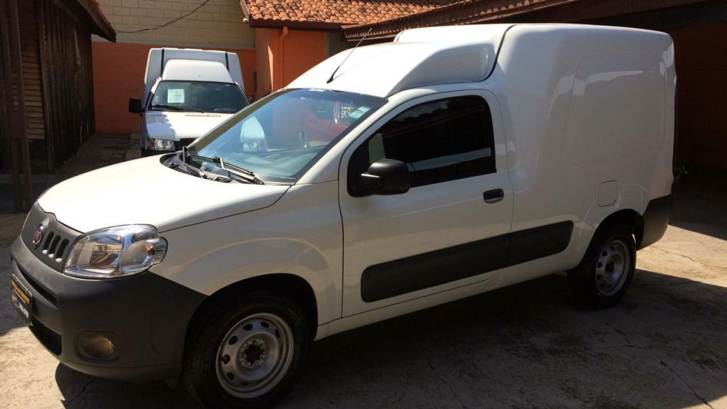 FIAT Fiorino 1.4 FIRE FLEX HARD WORKING FURGÃO, Foto 2