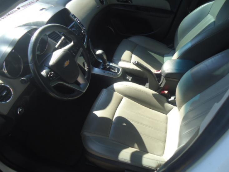 CHEVROLET Cruze Sedan 1.8 16V 4P LTZ ECOTEC FLEX AUTOMÁTICO, Foto 8