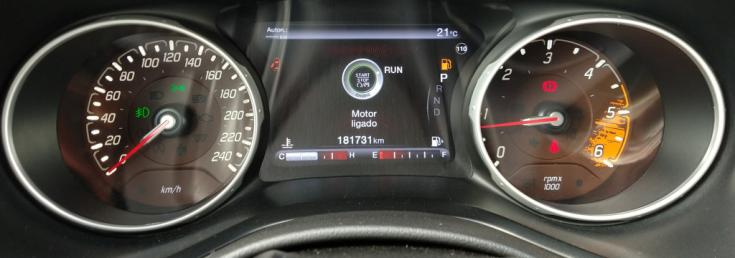 FIAT Toro 2.0 16V 4P 4WD VOLCANO TURBO AUTOMÁTICO, Foto 14