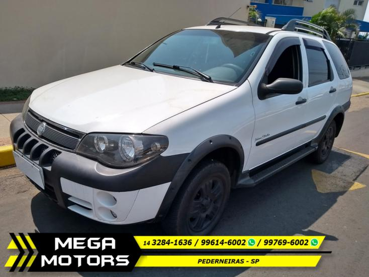 FIAT Palio Weekend 1.8 4P FLEX ADVENTURE, Foto 1
