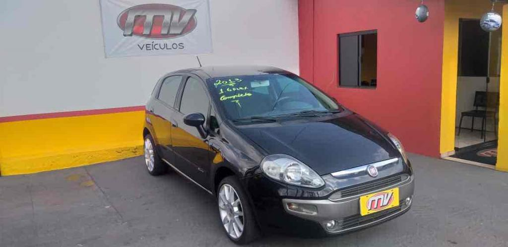 FIAT Punto 1.6 16V 4P ESSENCE FLEX, Foto 3