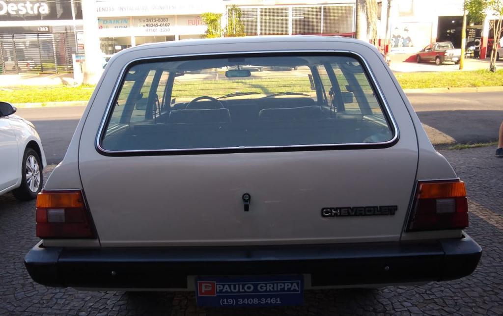 CHEVROLET Caravan 2.5 SL, Foto 7