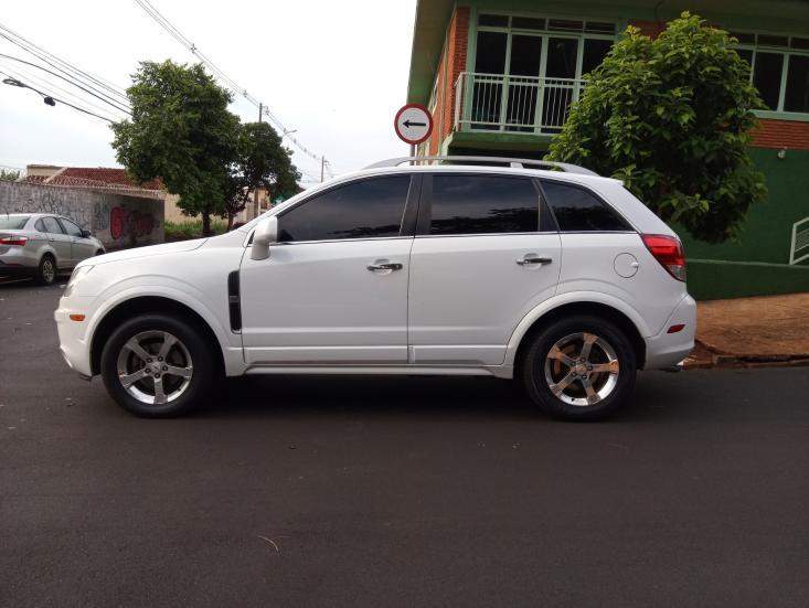 CHEVROLET Captiva Sport 3.6 V6 24V 4P SFI AWD, Foto 8